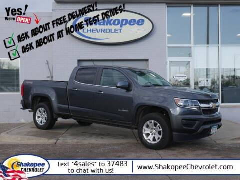 2016 Chevrolet Colorado for sale at SHAKOPEE CHEVROLET in Shakopee MN
