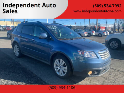 2008 Subaru Tribeca for sale at Independent Auto Sales #2 in Spokane WA