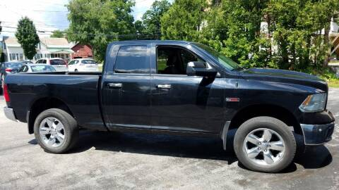 2015 RAM Ram Pickup 1500 for sale at CURTIS AUTO SALES in Pittsford VT