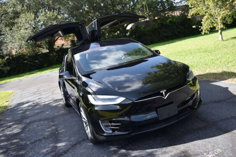 2016 Tesla Model X for sale at Monaco Motor Group in Orlando FL