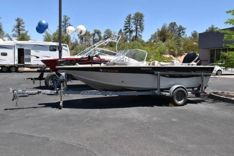 2007 SmokerCraft 192 Millentia for sale at Choice Auto & Truck Sales in Payson AZ