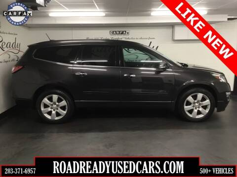 2016 Chevrolet Traverse for sale at Road Ready Used Cars in Ansonia CT