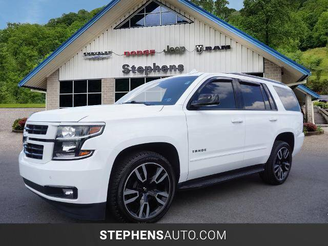 2019 Chevrolet Tahoe for sale at Stephens Auto Center of Beckley in Beckley WV