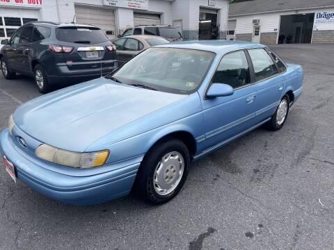1995 Ford Taurus for sale at Driven Motors in Staunton VA