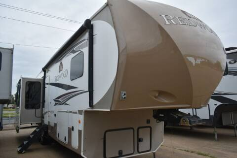2011 Crossroads Redwood 36RE for sale at Buy Here Pay Here RV in Burleson TX