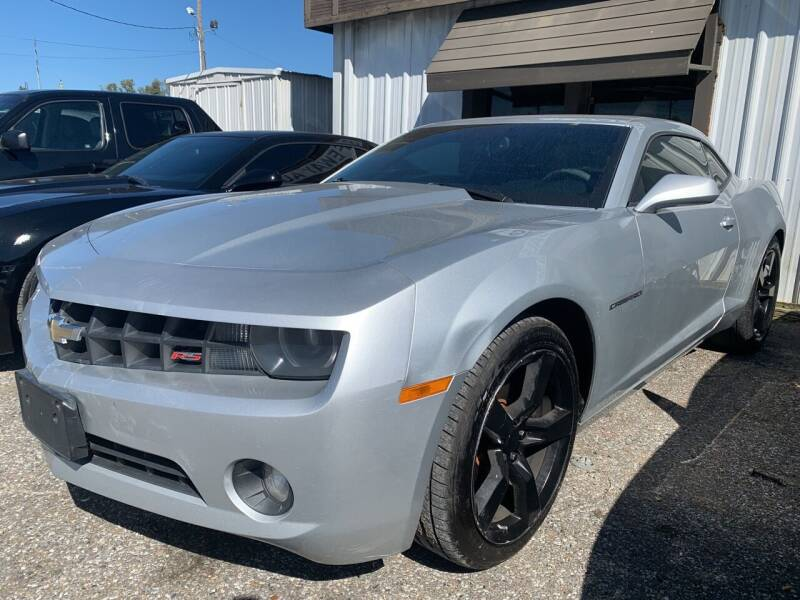 2010 Chevrolet Camaro for sale at Safeway Auto Sales in Horn Lake MS