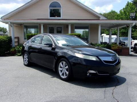2013 Acura TL for sale at Adams Auto Group Inc. in Charlotte NC