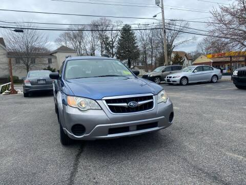 2008 Subaru Outback for sale at Auto Gallery in Taunton MA