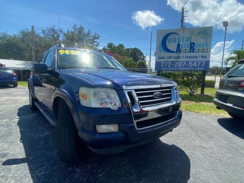 2008 Ford Explorer Sport Trac for sale at Coastal Auto Ranch, Inc. in Port Saint Lucie FL