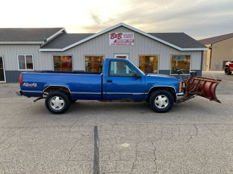 1997 Chevrolet C/K 1500 Series for sale at B & B Auto Sales in Brookings SD
