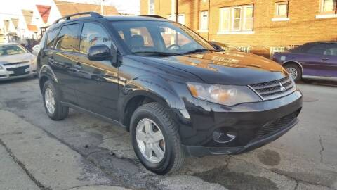 2007 Mitsubishi Outlander for sale at Trans Auto in Milwaukee WI
