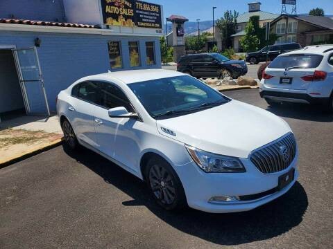 2014 Buick LaCrosse for sale at The Little Details Auto Sales in Reno NV