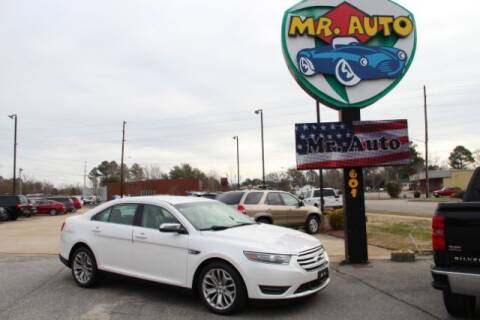 2015 Ford Taurus for sale at MR AUTO in Elizabeth City NC
