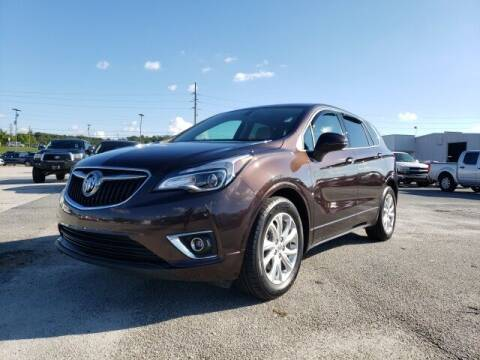 2020 Buick Envision for sale at Hardy Auto Resales in Dallas GA