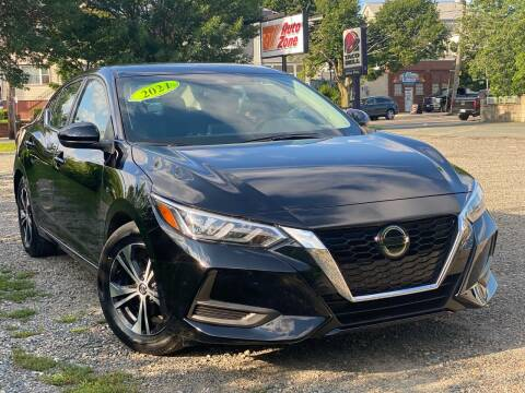 2021 Nissan Sentra for sale at Best Cars Auto Sales in Everett MA
