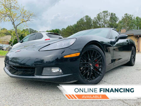 2006 Chevrolet Corvette for sale at Classic Luxury Motors in Buford GA