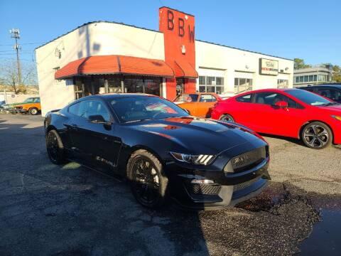 2016 Ford Mustang for sale at Best Buy Wheels in Virginia Beach VA