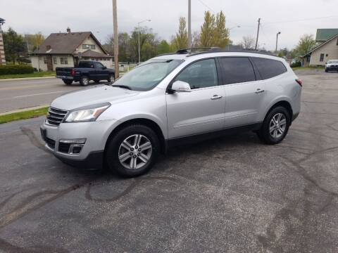 2015 Chevrolet Traverse for sale at Indiana Auto Sales Inc in Bloomington IN