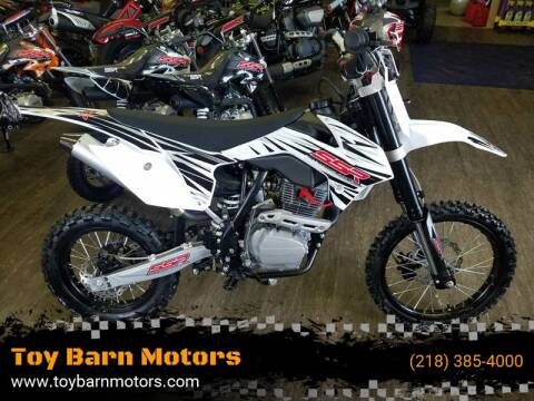 2018 SSR SR150 for sale at Toy Barn Motors - Dirt Bikes in New York Mills MN