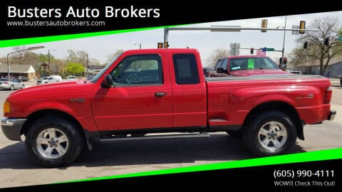 2003 Ford Ranger for sale at Busters Auto Brokers in Mitchell SD