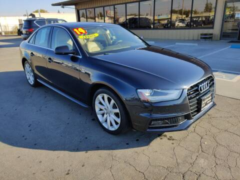 2014 Audi A4 for sale at California Motors in Lodi CA