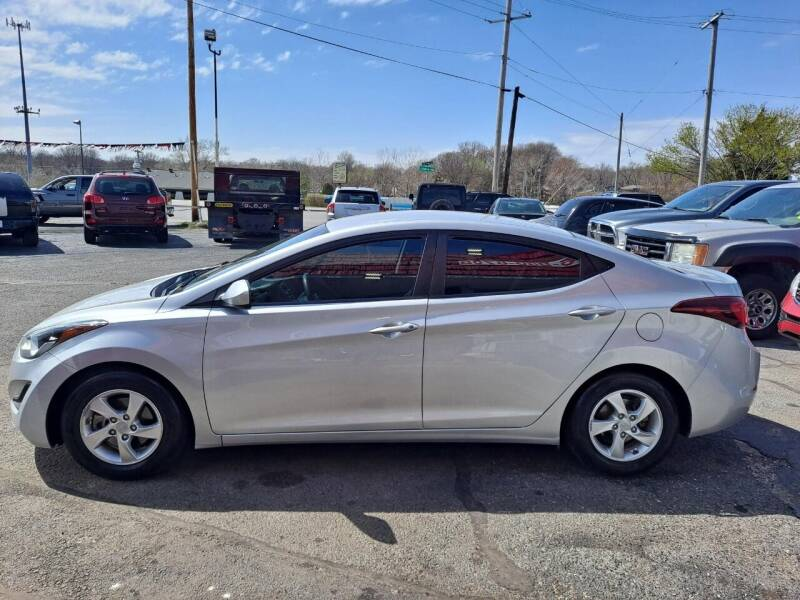 2015 Hyundai Elantra for sale at Savior Auto in Independence MO