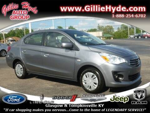 2019 Mitsubishi Mirage G4 for sale at Gillie Hyde Auto Group in Glasgow KY