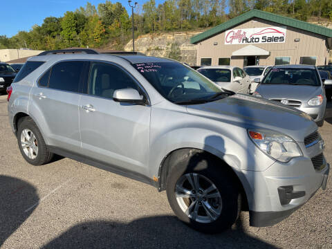 2010 Chevrolet Equinox for sale at Gilly's Auto Sales in Rochester MN