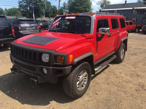 2006 HUMMER H3 for sale at Winner's Circle Auto Sales in Tilton NH