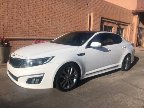 2014 Kia Optima for sale at Freedom  Automotive in Sierra Vista AZ