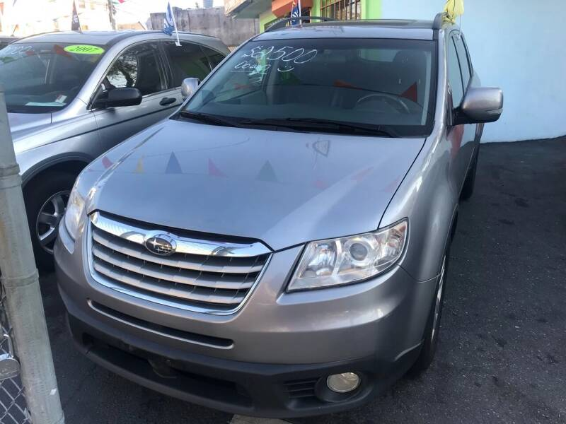 2008 Subaru Tribeca for sale at Best Cars R Us LLC in Irvington NJ