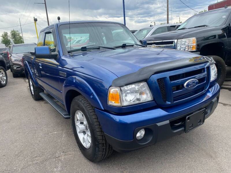 2011 Ford Ranger for sale at New Wave Auto Brokers & Sales in Denver CO