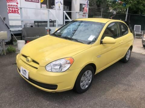 2009 Hyundai Accent for sale at GARET MOTORS in Maspeth NY