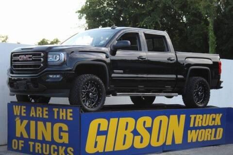 2018 GMC Sierra 1500 for sale at Gibson Truck World in Sanford FL