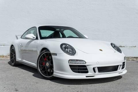 2012 Porsche 911 for sale at ZWECK in Miami FL