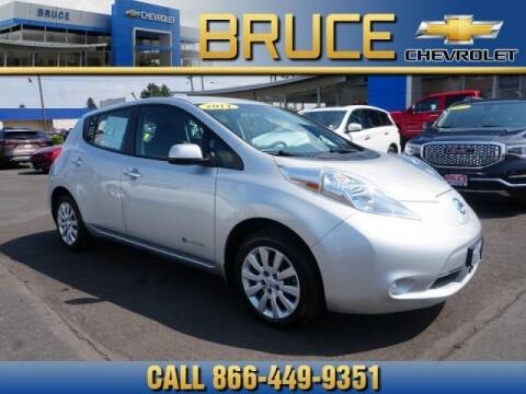 2014 Nissan LEAF for sale at Medium Duty Trucks at Bruce Chevrolet in Hillsboro OR