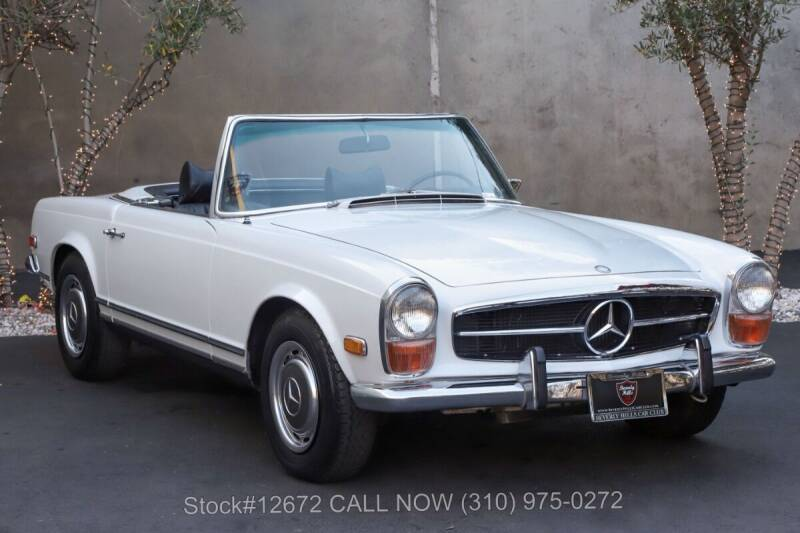 1970 Mercedes-Benz 280-Class for sale in Los Angeles, CA