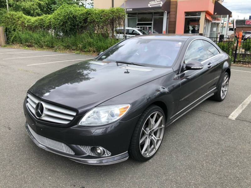 2008 Mercedes-Benz CL-Class for sale at MAGIC AUTO SALES in Little Ferry NJ