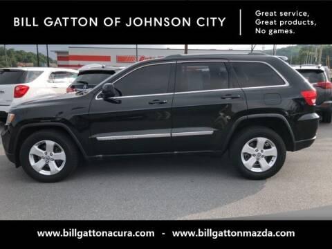 2012 Jeep Grand Cherokee for sale at Bill Gatton Used Cars - BILL GATTON ACURA MAZDA in Johnson City TN