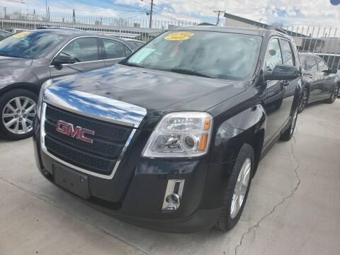 2011 GMC Terrain for sale at Hugo Motors INC in El Paso TX