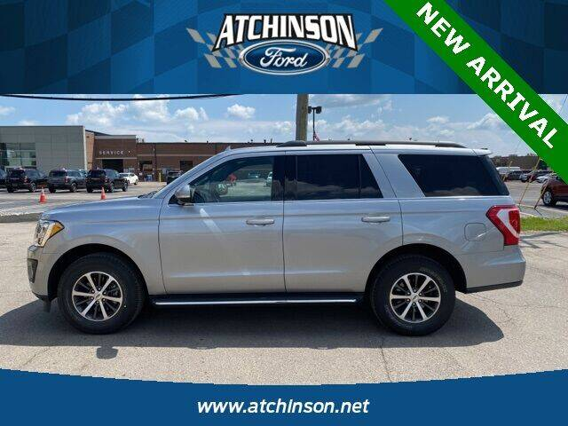 2020 Ford Expedition for sale at Atchinson Ford Sales Inc in Belleville MI