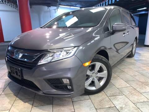 2019 Honda Odyssey for sale at EUROPEAN AUTO EXPO in Lodi NJ