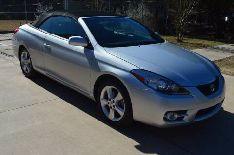 2007 Toyota Camry Solara for sale at Coleman Auto Group in Austin TX