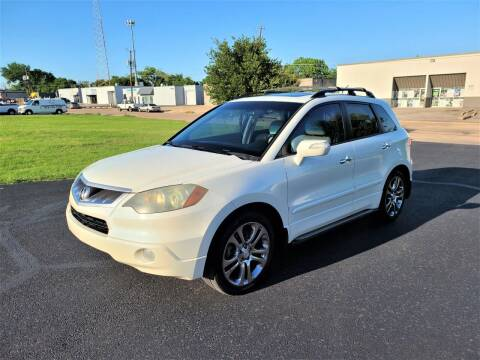 2007 Acura RDX for sale at Image Auto Sales in Dallas TX