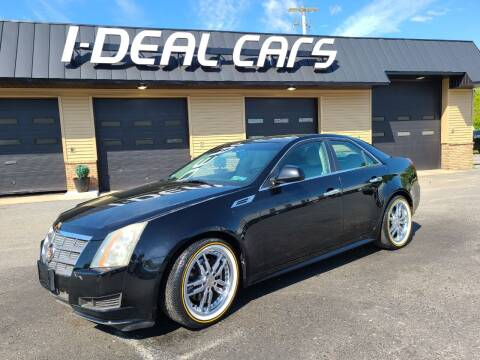 2010 Cadillac CTS for sale at I-Deal Cars in Harrisburg PA