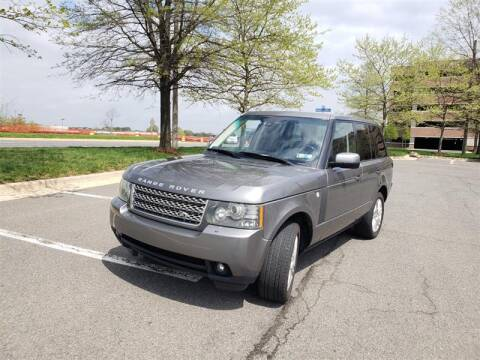 2010 Land Rover Range Rover for sale at Crown Auto Group in Falls Church VA
