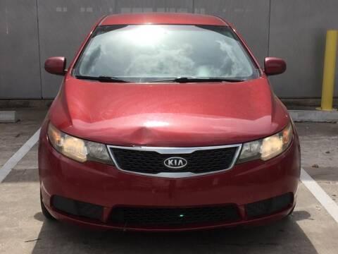 2011 Kia Forte for sale at Delta Auto Alliance in Houston TX