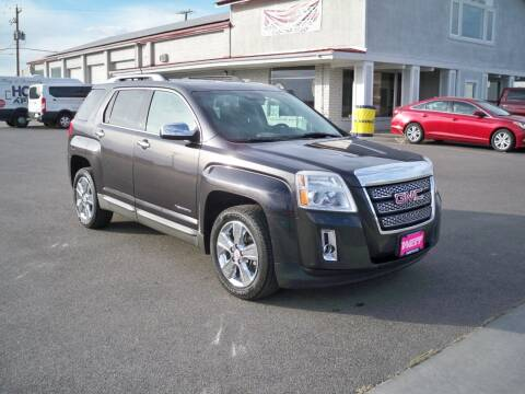 2015 GMC Terrain for sale at West Motor Company in Preston ID