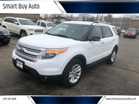 2014 Ford Explorer for sale at Smart Buy Auto in Bradley IL