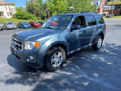 2011 Ford Escape for sale at KP'S Cars in Staunton VA